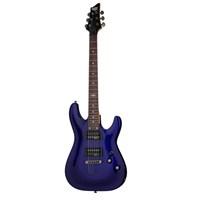 Schecter SGR C-1 Mavi Elektro Gitar