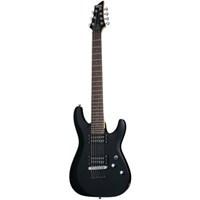 Schecter C-7 Deluxe SBK 7 Telli Elektro Gitar