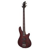 Schecter Omen 4 WSN Bass Gitar