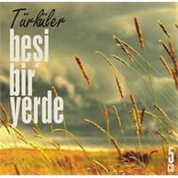 Türküler - Beşi Bir Yerde (5 CD)