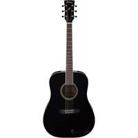 Ibanez Pf15-Bk Akustik Gitar