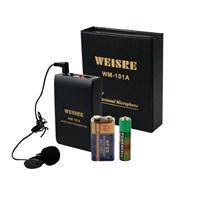 Weisre Wm-101A Profesyonel Kablosuz Yaka Mikrofon