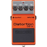 Boss Ds-1X Distortion Compact Pedal