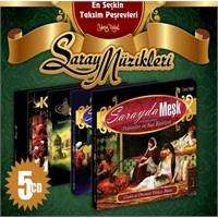 Saray Müzikleri - En Seçkin Taksim Peşrevleri (5 CD)