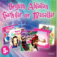 Begüm Abla'dan Şarkılar ve Masallar (5 CD)