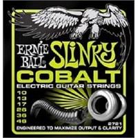 Ernie Ball P02721 10-46 Cobalt Elektro Gitar Teli