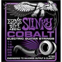 Ernie Ball P02720 11-48 Cobalt Elektro Gitar Teli