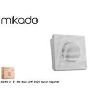 Mikado Mdw11t 3-7.6Cm 3W Max:10W 100V Duvar Hoparlör