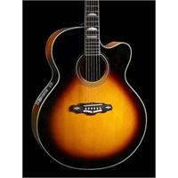 Peerless Psj55ce Akustik Gitar