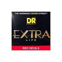 Dr Strıngs Rda-12 12-54 Kırmızı Kaplamalı Aksustik Gitar Teli