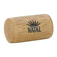 Natal Wtusk-S Wood Tube Small Shaker