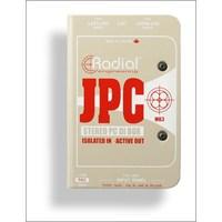 Radial Jpc Aktif Dı Box