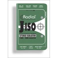 Radial J Iso Müzik Sinyal Seviyesi İzolatörü