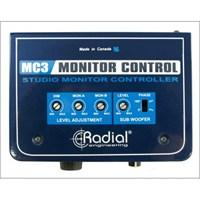 Radial Radial Engineering Mc3 - Monitör Kontroller