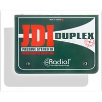Radial Jdı Duplex 2 Kanal Stereo Dı Box