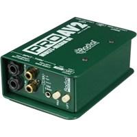 Radial Pro Av2 Av Uygulamaları İçin Dı Box