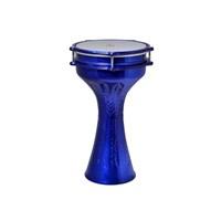 SAZ 820C-BL Alüminyum Darbuka Statik Mavi