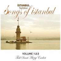 Fikret Erkaya & Suat Sayın - İstanbul Şarkıları 1-2-3 (3 CD)
