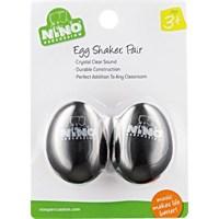 Nıno540bk2 Plastik Yumurta Shaker (Çift)
