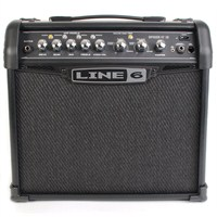 Line 6 Spider IV 15W Elektro Gitar Amfisi