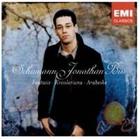 Jonathan Bıss - Schumann - Kreıslerıana Fantasıe/arabeske