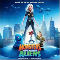Soundtrack - Monsters Vs Alıens