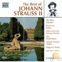 The Best Of (johann Strauss Iı) (cd)
