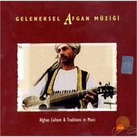 Geleneksel Afgan Müziği (cd)