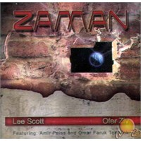 Zaman (lee Scott & Ofer Zıv) (cd)