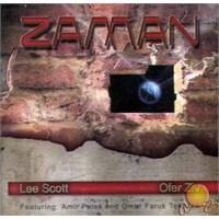 Zaman (lee Scott & Ofer Zıv) (cd)
