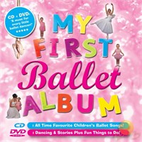 My Fırst Ballet Album (cd+dvd)