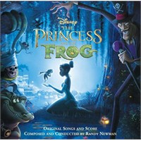 Disney Soundtrack By Randy Newman - The Princess And The Frog