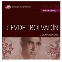 TRT Arşiv Serisi 056: Cevdet Bolvadin / Solo Albümler Serisi