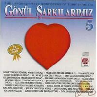 Gönül Şarkılarımız 5 (cd)