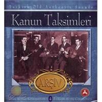 Kanun Taksimleri 4 (arşiv 4) (cd)