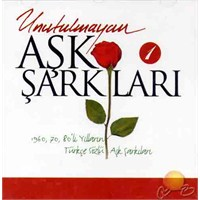 Unutulmayan 1 (aşk Şarkıları 1) (cd)