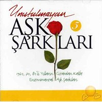 Unutulmayan 5 (aşk Şarkıları 5)(ENSTRÜMANTAL) (cd)