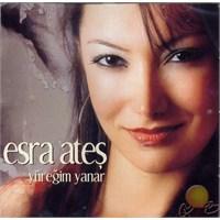 Yüreğm Yanar (esra Ateş) (cd)