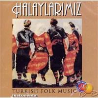 Turkish Folk Music - Halaylarımız (mega)