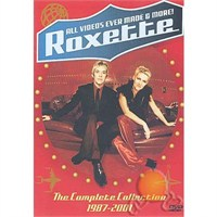 Roxette - All Videos Ever Made & More ! - The Complete Collection 1987 - 2001 (dvd)