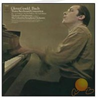 Glenn Gould - Bach: Three Keyboard Concertos Bwv 1054