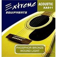Extreme Xas11 Akustik Gitar Teli Takım