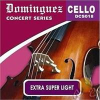 Violonsel (Cello) Teli Takım DCS018