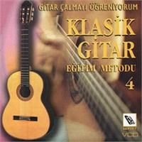 Klasik Gitar Eğitim Metodu 4