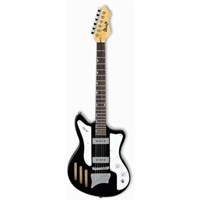 Ibanez Jtk 30 H Bk Elektro Gitar