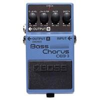 Boss Ceb-3(T) Bas Chorus Compact Pedal