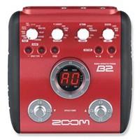 Zoom B2 Bass Gitar Prosesörü