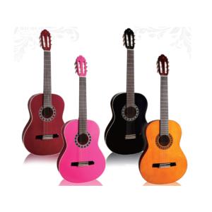 valencia ca1pk klasik gitar tam boy - yeni -