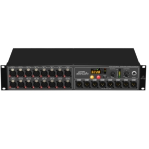 behringer s-32 i o box with 32 remote-controllable mıdas