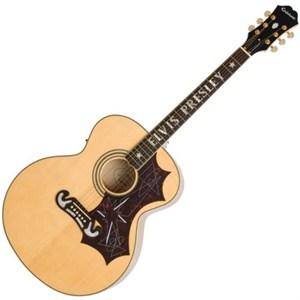 Epiphone eaepangh1 ej 200 e elvis presley akustik gitar
